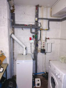 ls plumbing boiler fitted installation