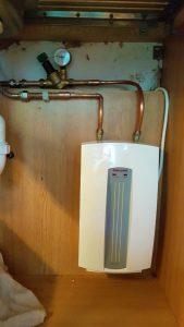 ls plumbing heating control panel