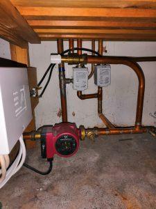 ls plumbing heating pump underfloor