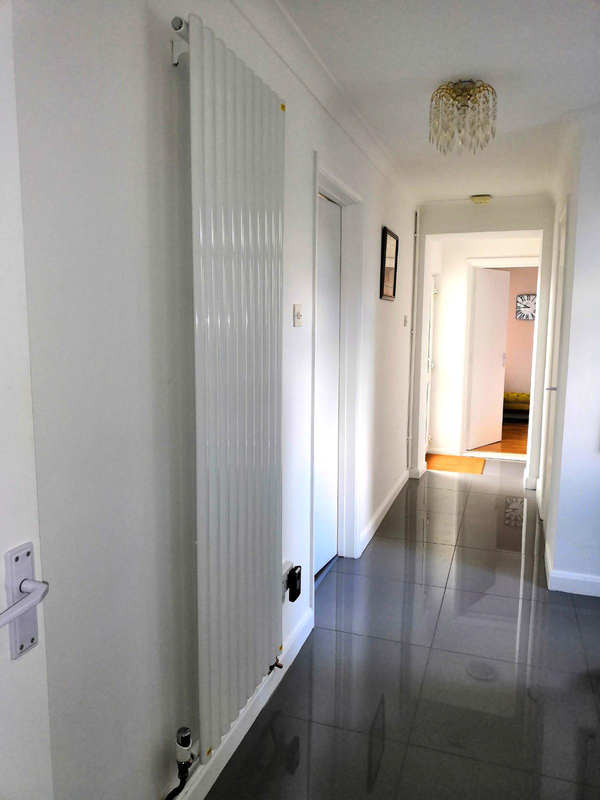 ls plumbing heating wall radiator install