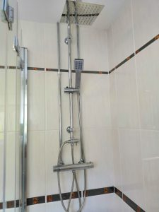 ls plumbing shower fitting installation
