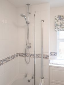 ls plumbing shower head install