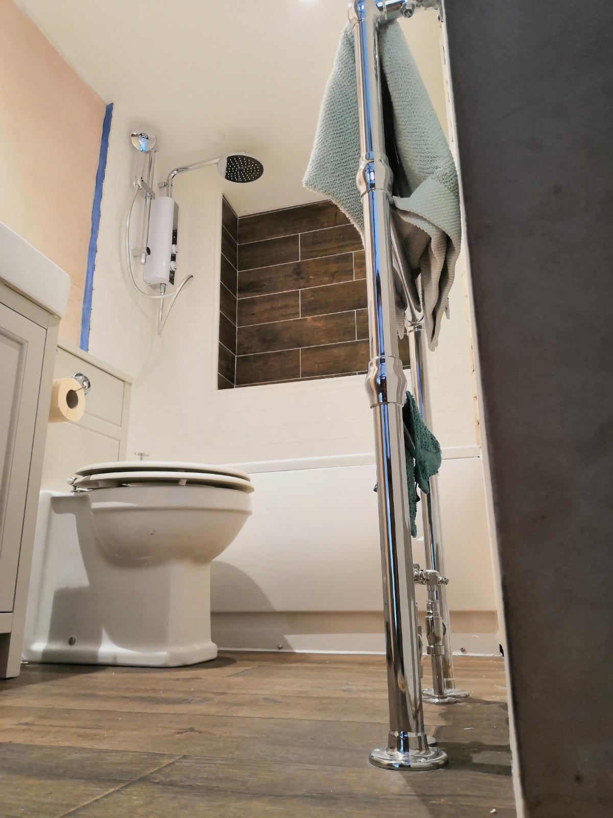 ls plumbing toilet toilet radiator installation